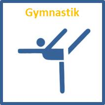 Breitensport Icon Gymnastik