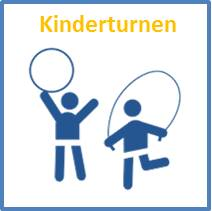 Breitensport Icon Kinder-Turnen