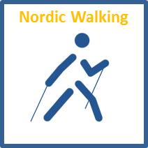 Breitensport Icon Nordic-Walking