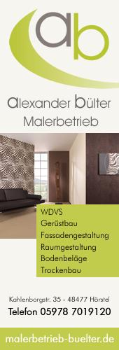 Malerbetrieb Bülter Dreierwalde
