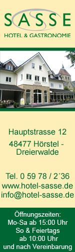 Hotel und Gastronomie Sasse